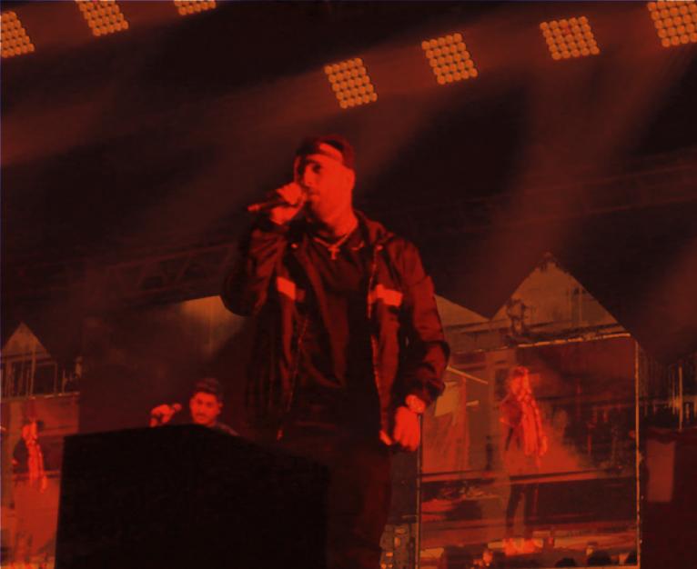 Concierto Nicky Jam